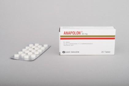 Anapolon 50mg (100 tab)