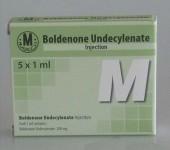 Boldenon undecylenate March 200mg/amp
