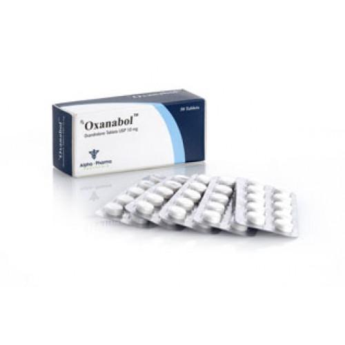 Oxanabol 10mg 50 tab 420 pln for Testosteron w tabletkach